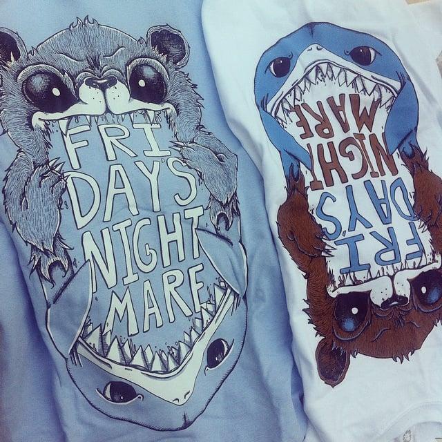 Image of Sharks and Bears T-shirt