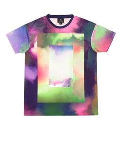 Image of Anthen x Yoshirotten <br/>Rainbow Smoke Men's T-shirt