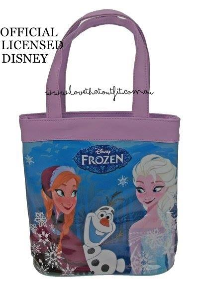 Image of ELSA & ANNA HANDBAG - READY to SHIP
