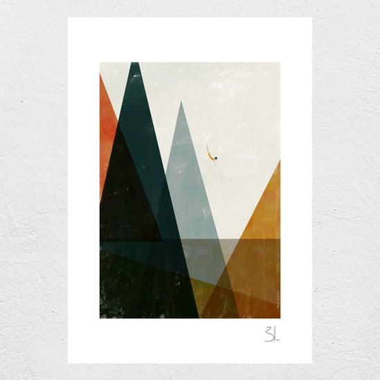 Image of Nadadora Print