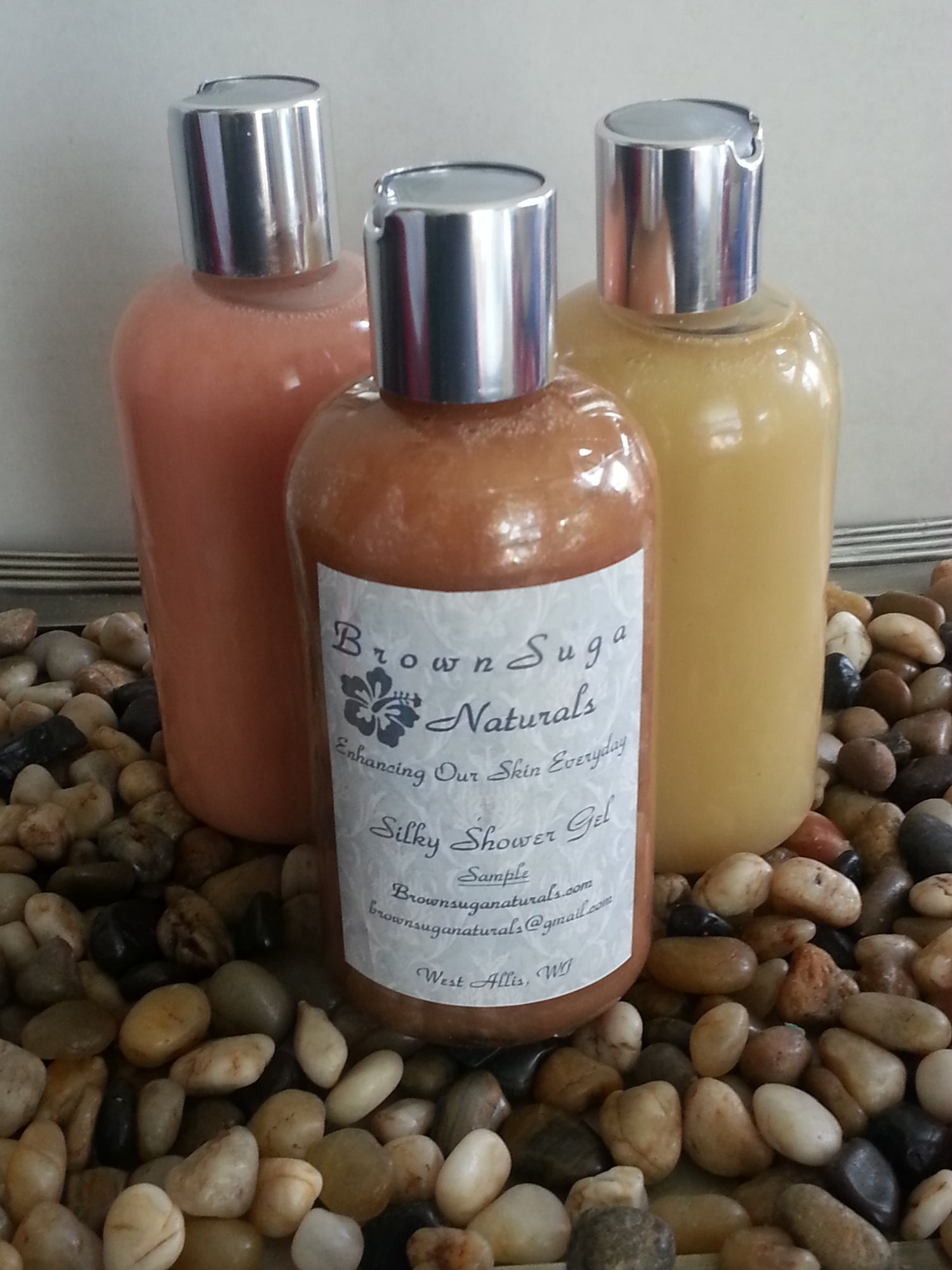 Image of Conditioning Shower Gels