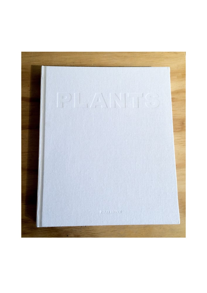 Image of PLANTS BOOK