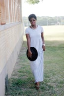 Image 5 of the EVERYDAY MAXI dress