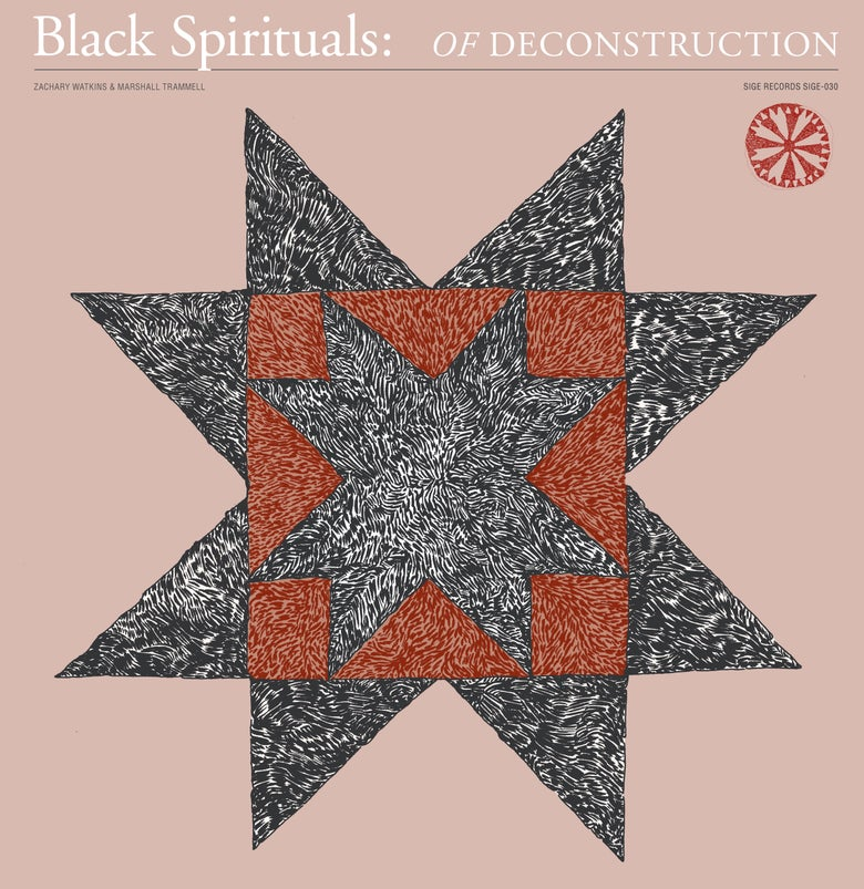 "Image of Black Spirituals ""of Deconstruction"""