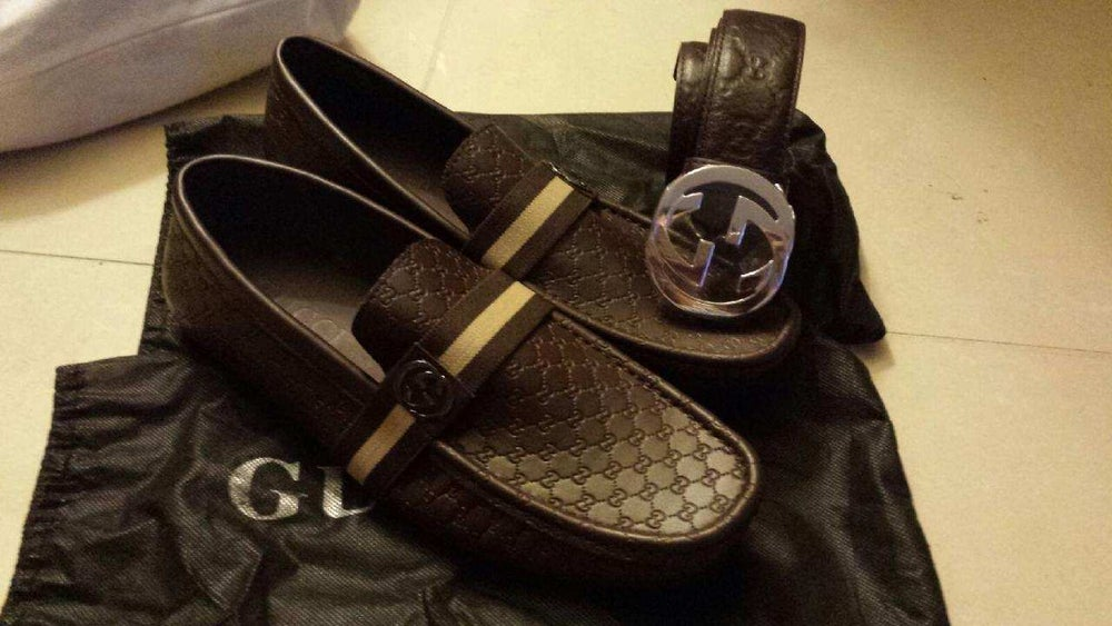 d376ced4f Image of Mens Gucci loafers
