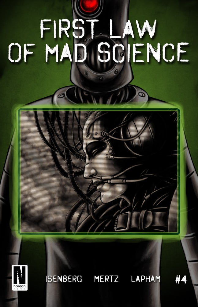Image of First Law of Mad Science - Issue #4