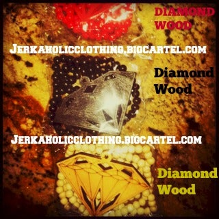 Image of Diamond Wood Chains
