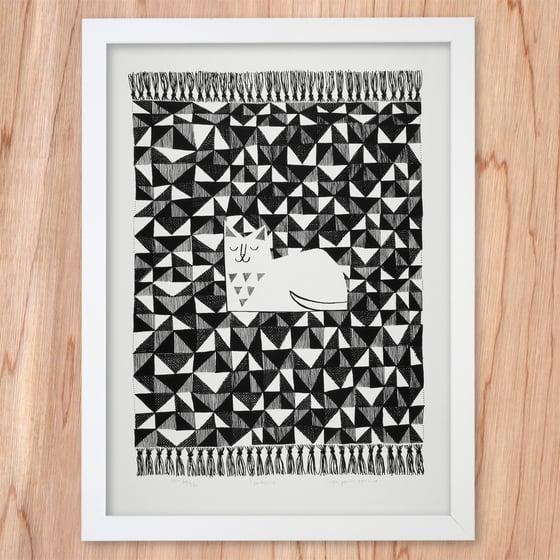 Image of Silkscreen Print | Couscous