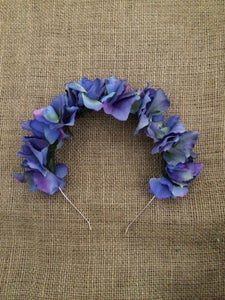 Image of Babe in Blue Floral Headband