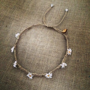 Image of Daisy Hemp Headband