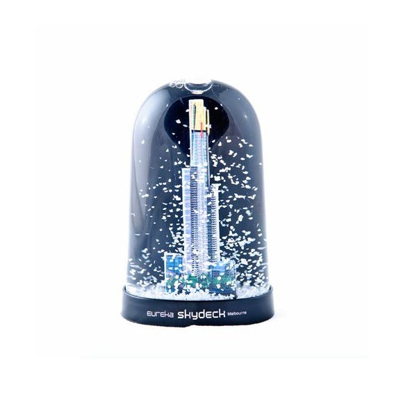 Image of Eureka Skydeck Snow Dome inc.postage*