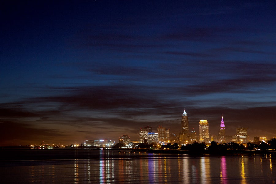 Image of Cleveland Skyline