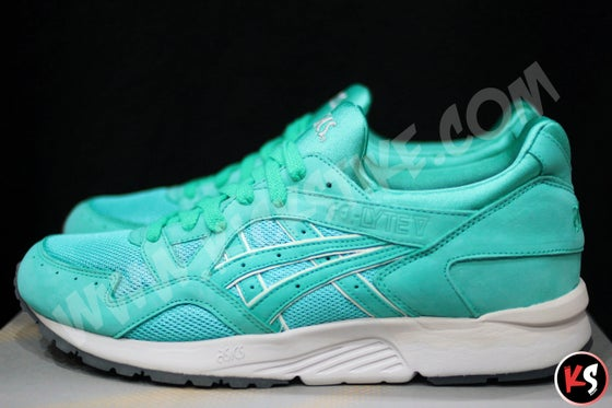 "Image of Ronnie Fieg x Asics Gel Lyte V ""Mint Leaf"""