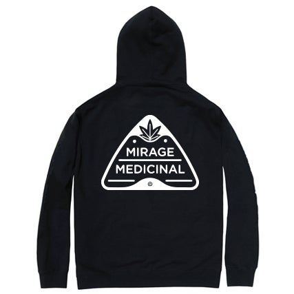 Image of MM Hoodie - Black