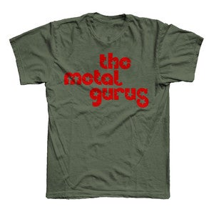 Image of Metal Guru Classic Logo Shirt