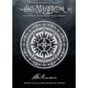 Image of Silver DVD / CD Set - 25th Anniversary Tour