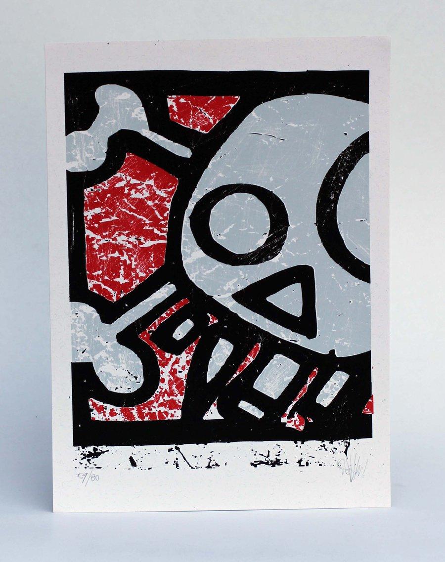 Image of Print CAVEIRA - 24x33cm