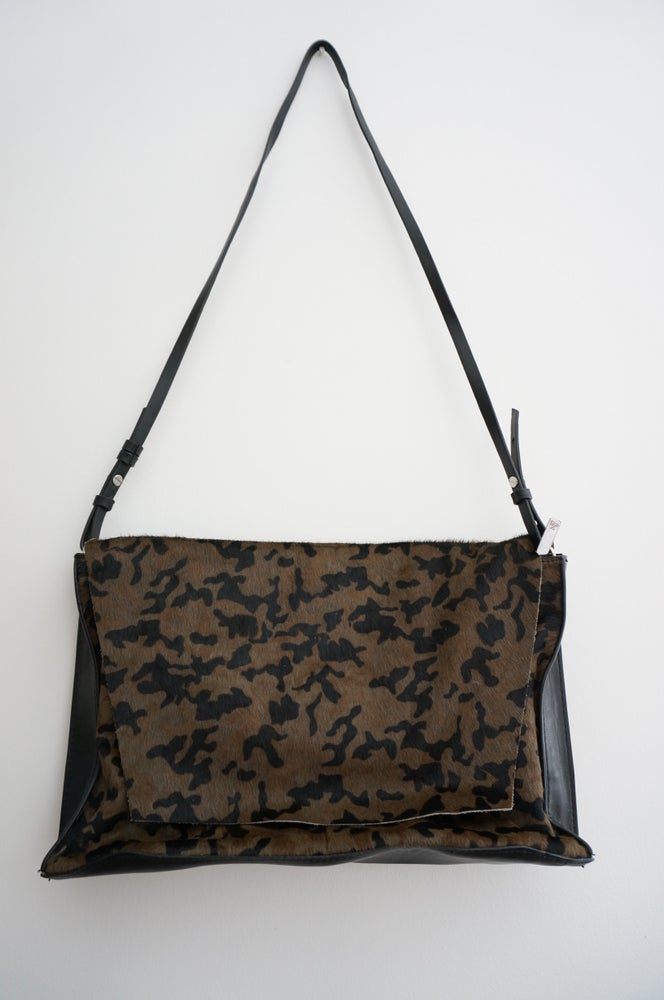 Image of ZARA Leather Bag NEW