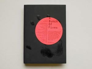 Image of 'A Bunch Of Fives' Book