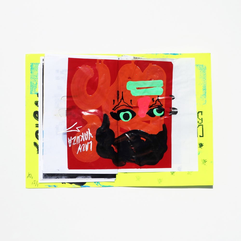 Image of Cash4 Mono-Zines