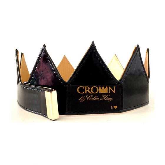 Image of Special Edition  Patent Leather Crown