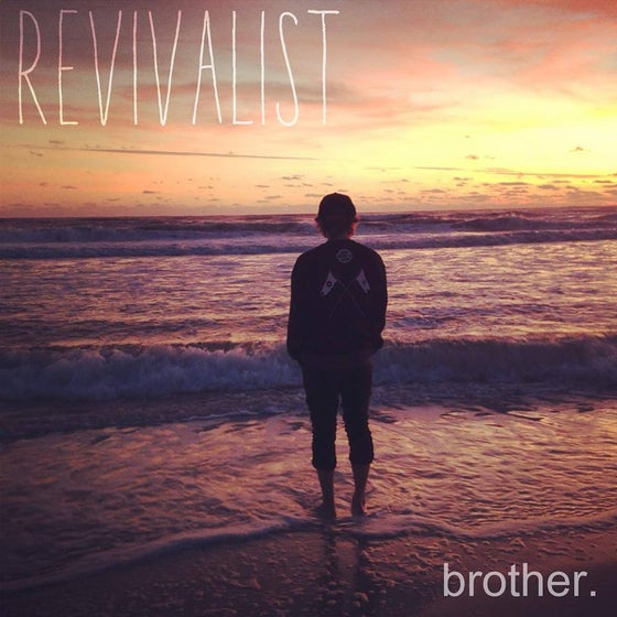 """Image of """"brother."""" Jewel Case CD"""