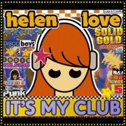 Image of HELEN LOVE - It's My Club (CD Single)