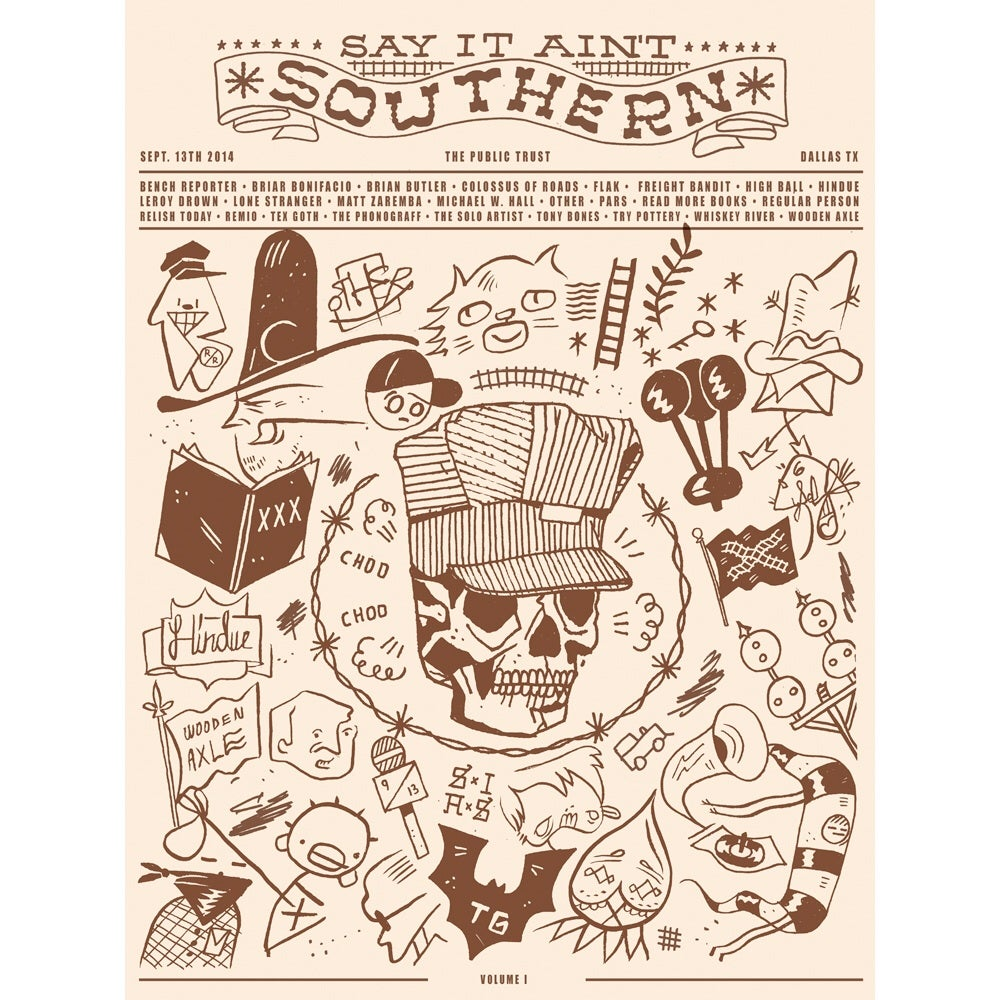 Image of SIAS Screen Print