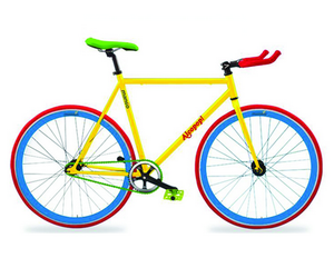 Image of AND EVEN A BIKE (BUY YOURSELF A BLOODY BIKE!)