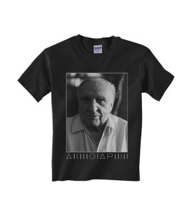 Image of (NEW) AOAP GRANDPA-SHIRT BLACK