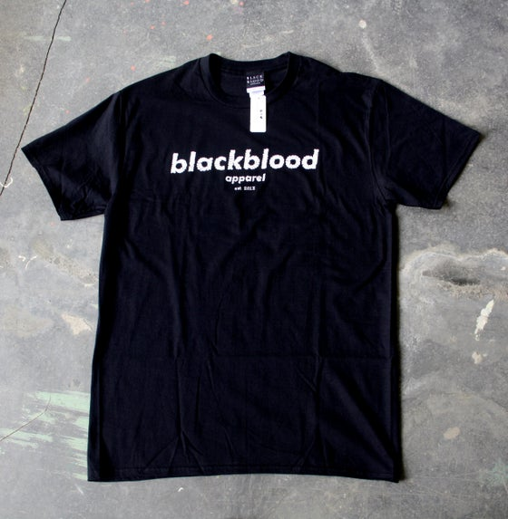 Image of ESSENTIAL T-SHIRT BLACK