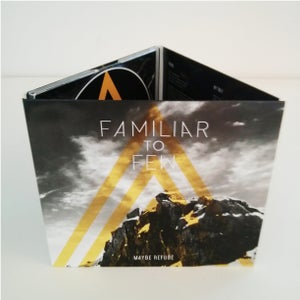 "Image of ""Familiar To Few"" EP"