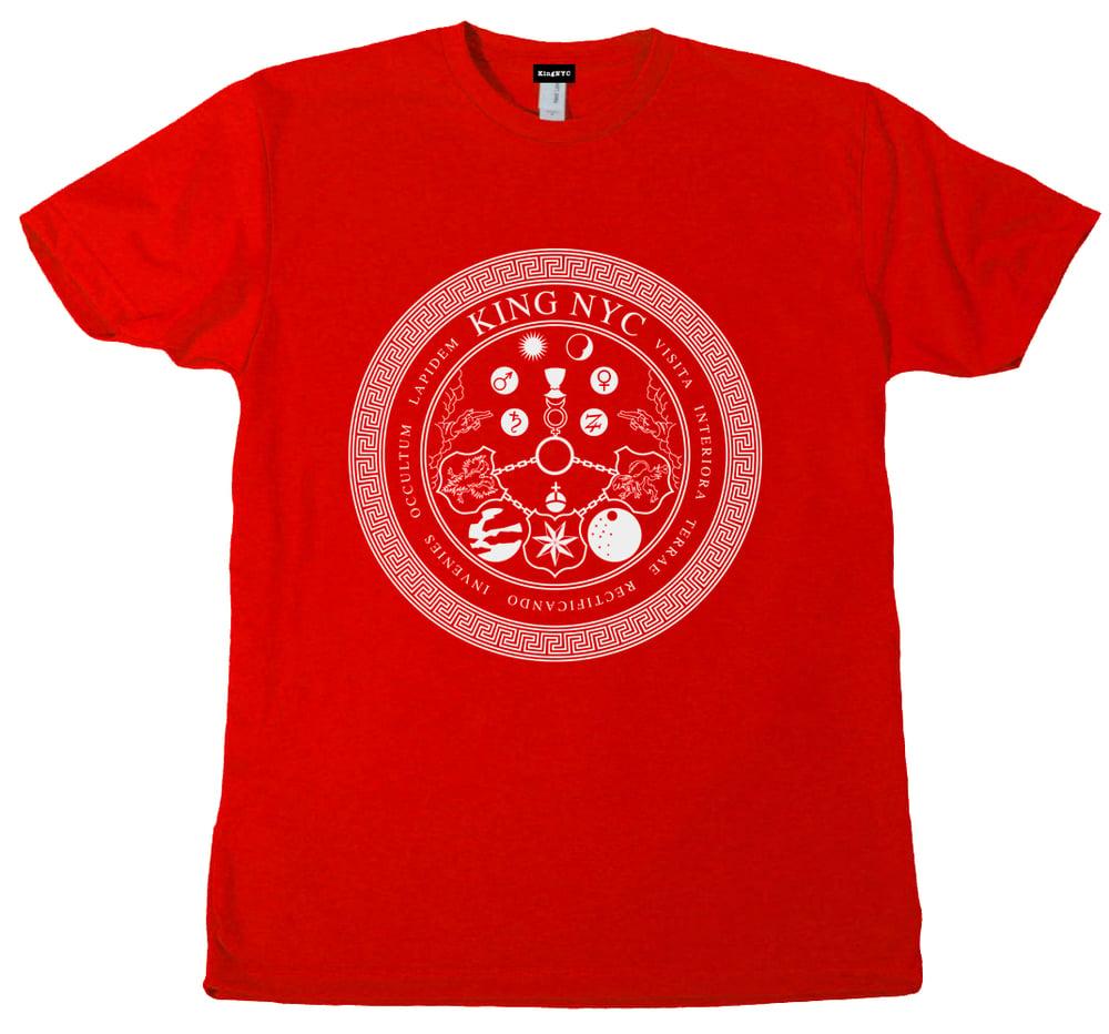 Image of KingNYC Vitriol Seal T-Shirt