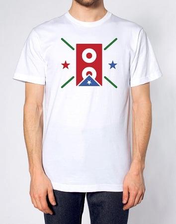 Image of Carlito Olivero White Shirt