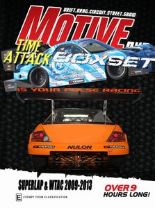 Image of Time Attack Box Set