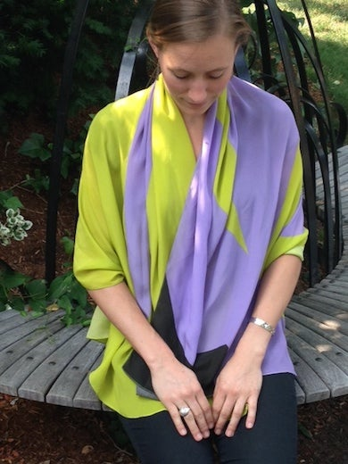 Image of 2014 Limited Edition Maud Morgan Scarf