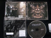 "Image of BLINDER ""Hegemonic Cult""  Digipack"
