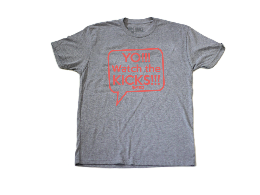 "Image of YO ""'35,000 DEGREES'/GREY"" TSHIRT... (MENS & YOUTH)"