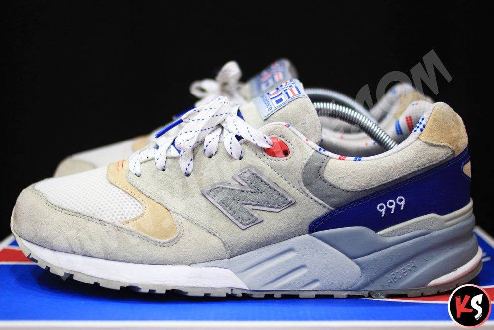 "Image of CNCPTS x New Balance 999 ""The Kennedy"""