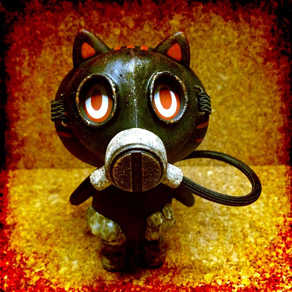 Image of Gasmask Maman!! (black) - soldout