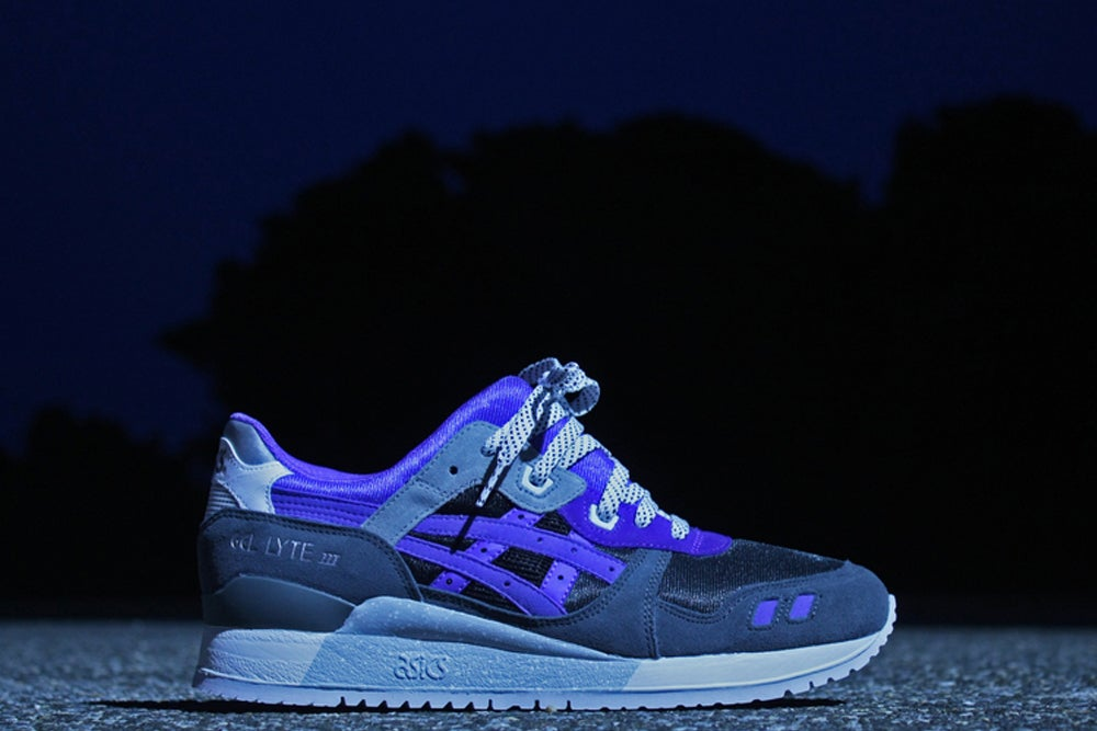 "Image of ASICS GEL LYTE III X SNEAKER FREAKER ""ALVIN"" RE-ISSUE H42KK 3390"