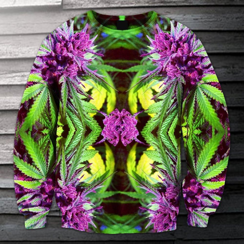 Image of Purple Haze Crewneck