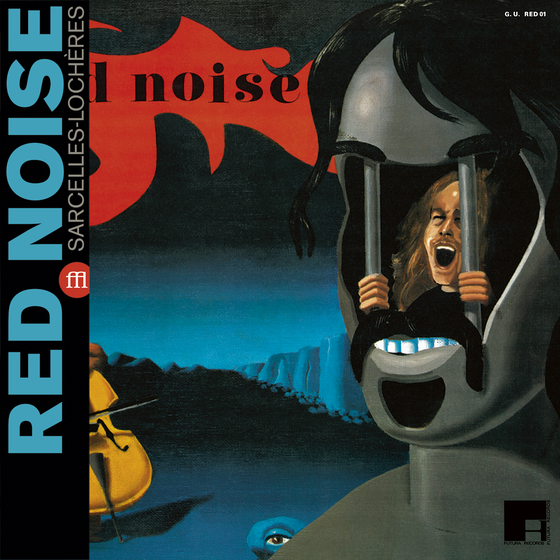 Image of RED NOISE - SARCELLES-LOCHERES (FFL004/RED01 - blue)