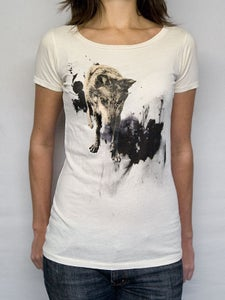 Image of Wolf Ink -women's