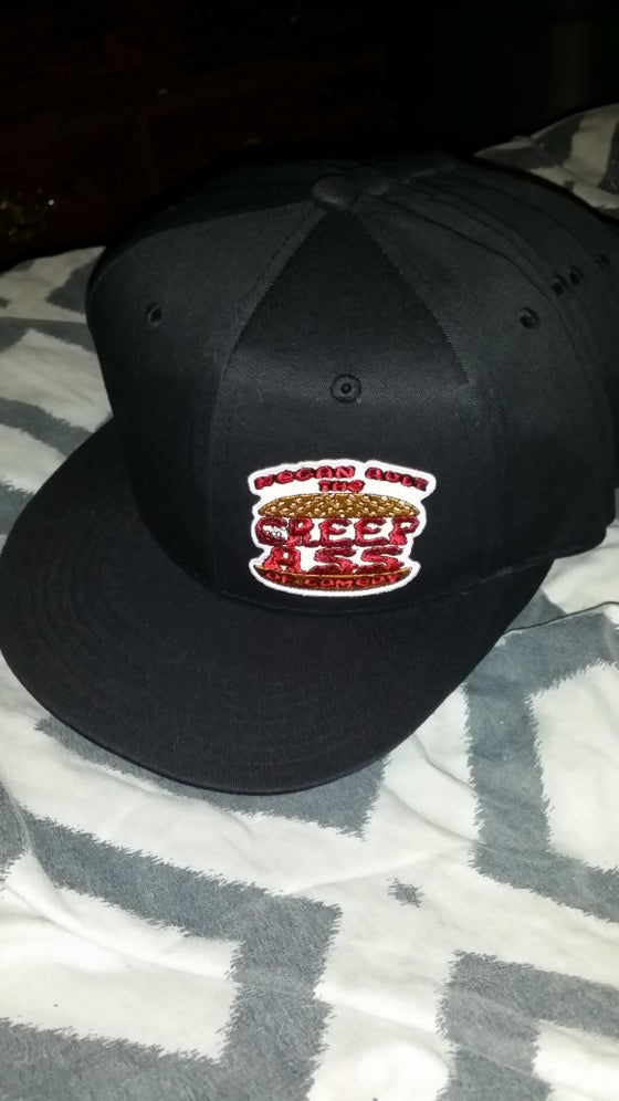 Image of Creep Ass Snapback Hat