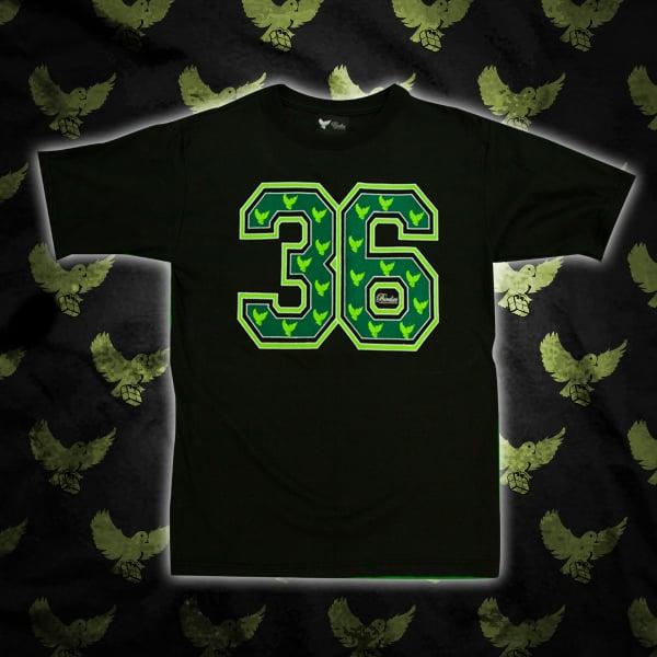 Image of Green 36 T Shirt