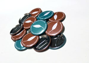 "Image of Personalized 2.25"" Buttons"