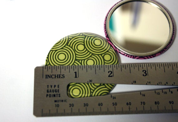 Image of Custom Pocket Mirrors 2.25""