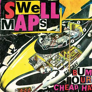 Image of Swell Maps - Archive Recordings Volume 1: Wastrels and Whippersnappers LP