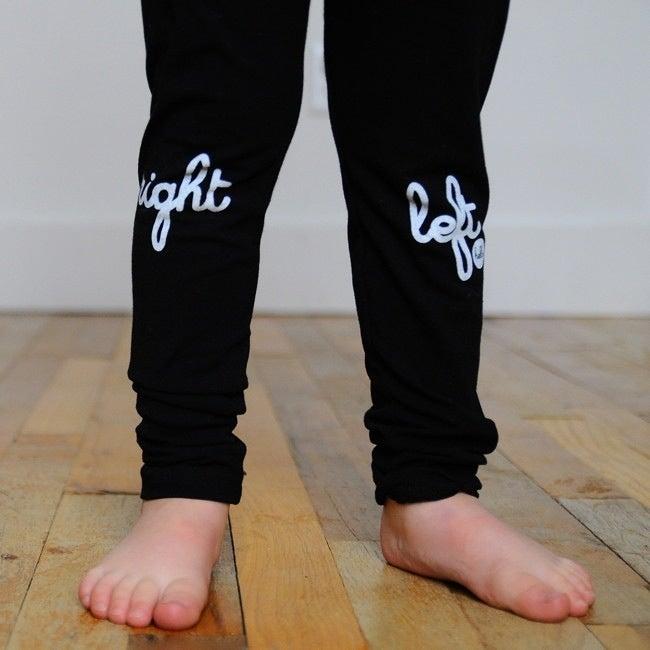 Image of Hello Apparel Right/Left Leggings